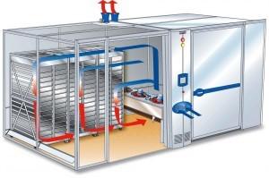 Современный инкубатор-это сложная автоматизированная система