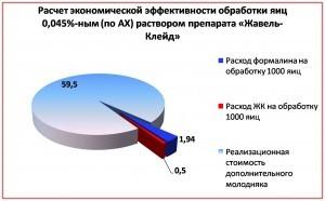 Расчет экономической эффективности