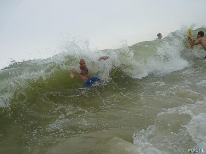 Атлантический Океан, Лето, 2011