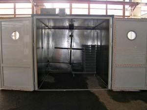 Модернизированный выводной шкаф ИУВ-Ф-15