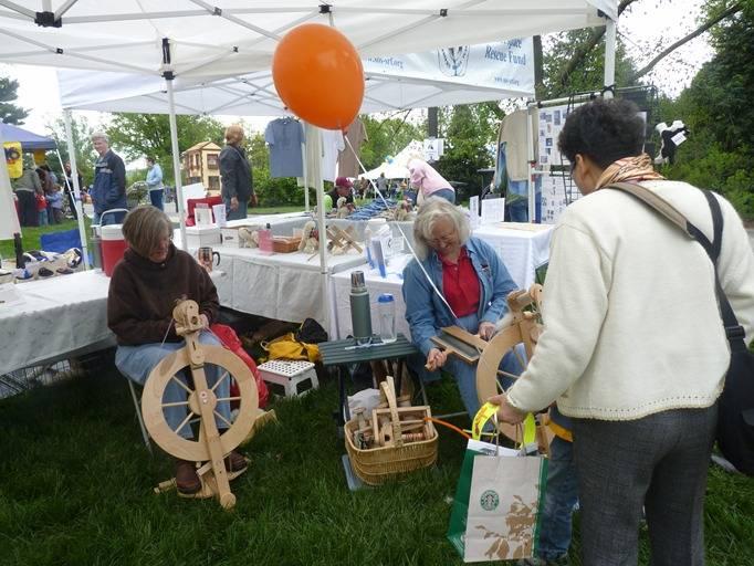 Ярмарка в День Сельского Хозяйства, Newark, 2011